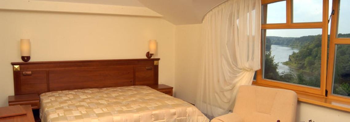 Geresnysis dvivietis kambarys