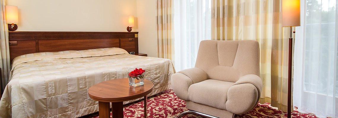 Dvivietis kambarys į Nemuno upės pusę